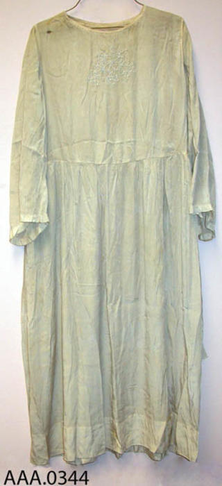 This artifact is a night nightgown.