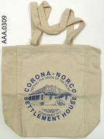 Bag-Settlement House- Cloth