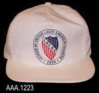 Baseball Style Hat - Nylon